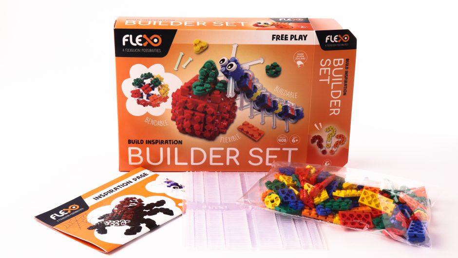 Flexo bouwset