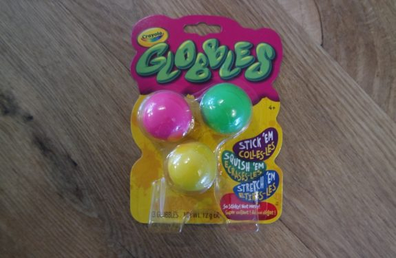 Review Globbles van Crayola