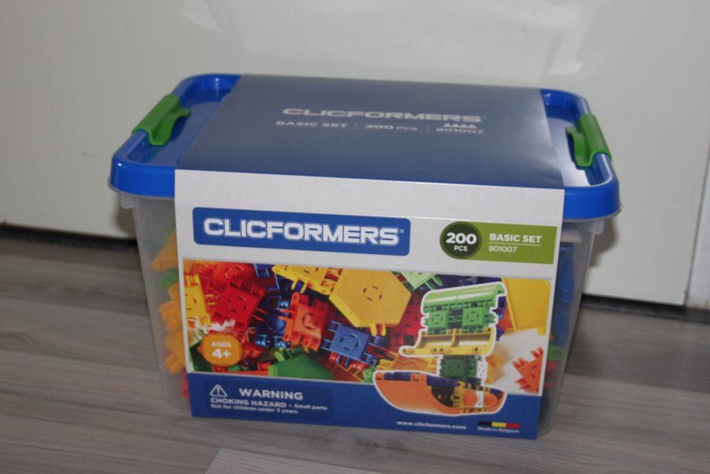 Clicformers Clics