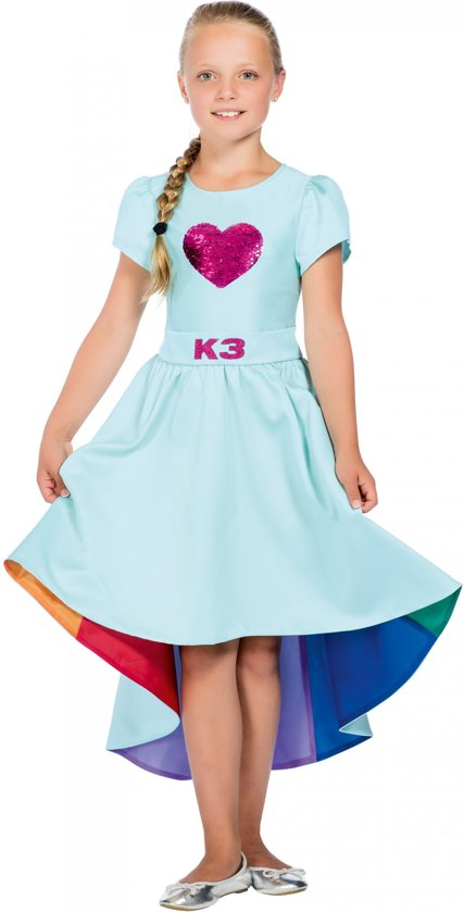 Favoriet speelgoed K3 jurk