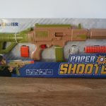Paper Shooter Gonher