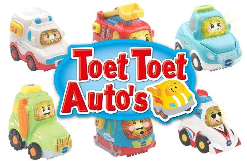 Toet Toet Auto's
