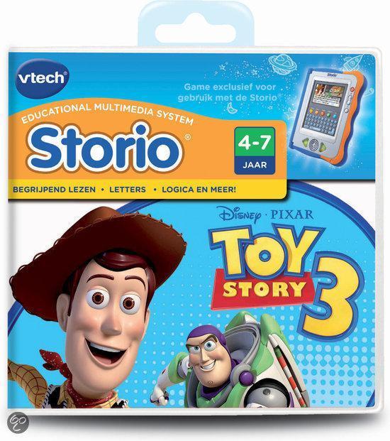 Toy Story Vtech Storio