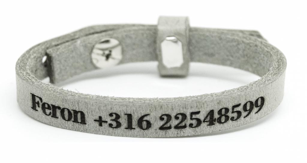 SOS-armbandjes