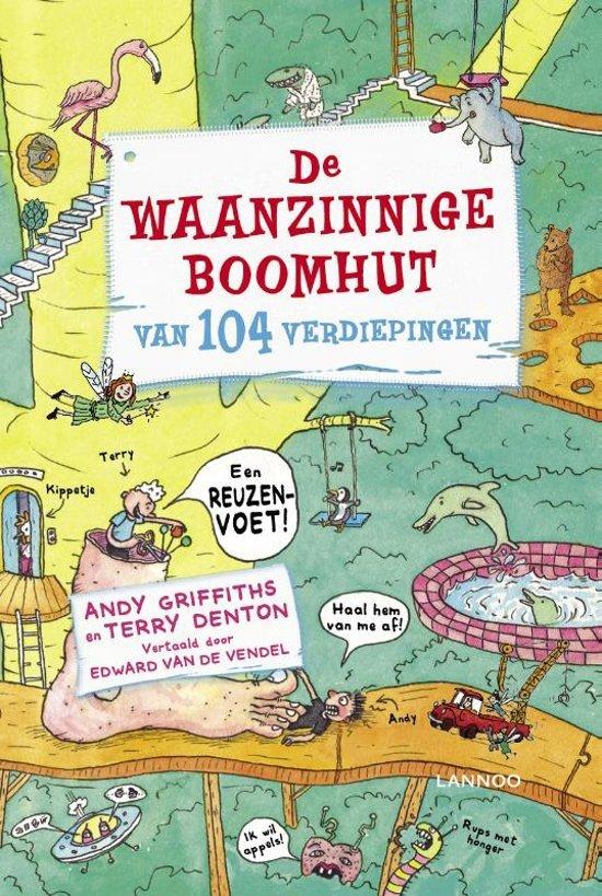 Boomhut boeken - cadeau jongen 9 jaar