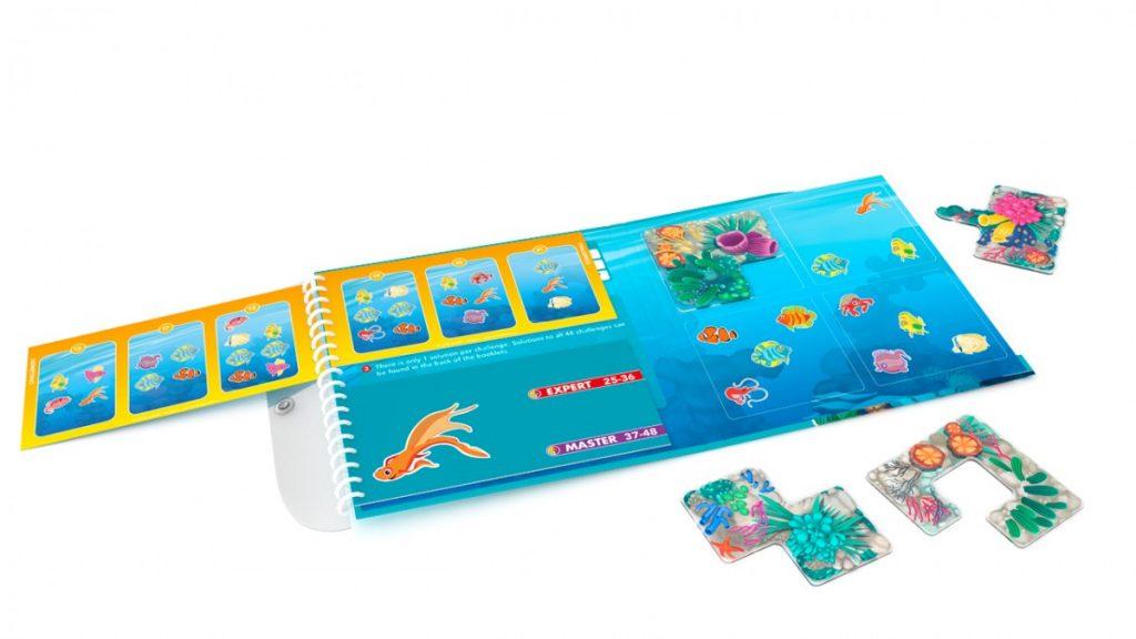 Coral Reef Smart Games