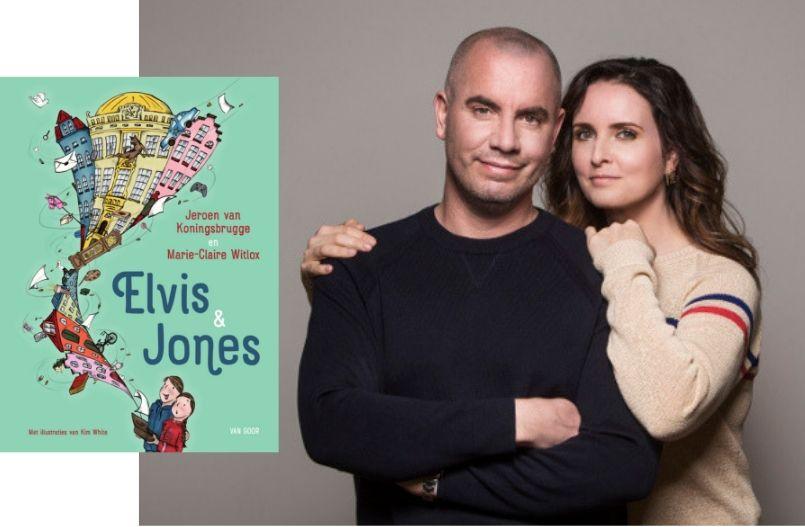 Elvis & Jones Jeroen van Koningsbrugge