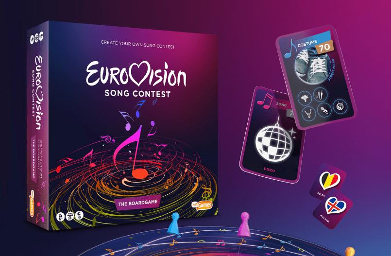 Eurovisie Songfestival bordspel
