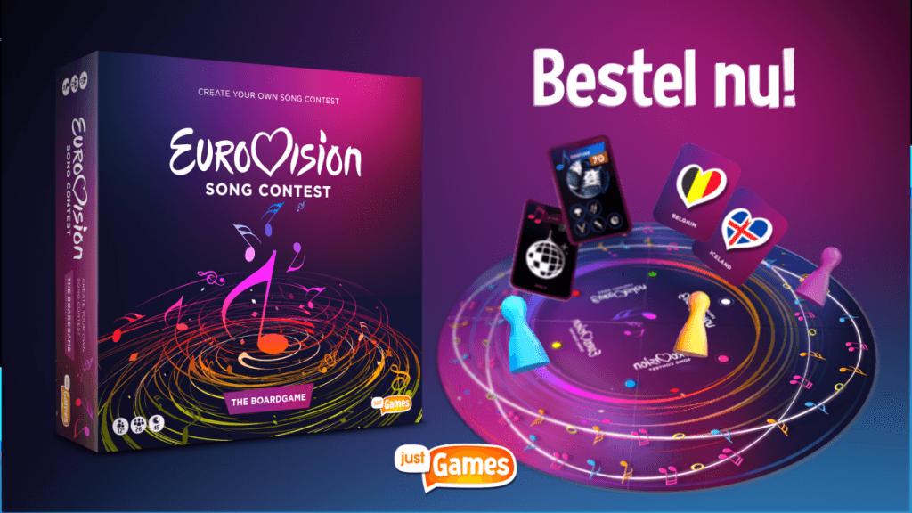 Eurovisie bordspel