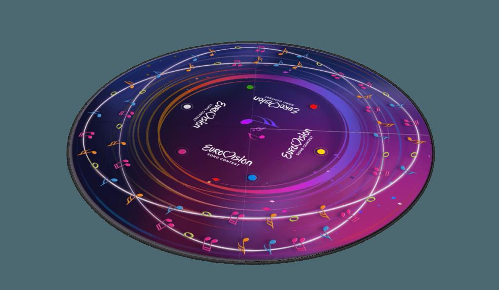 Eurovisie Songfestival speelbord