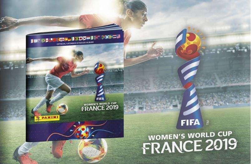 FIFA Women's World Cup Panini Stickerboek