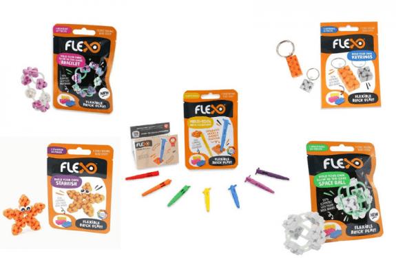 Flexo accessoiresset