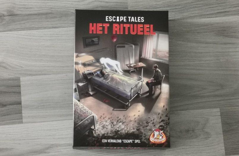 Escape Tales - Het Ritueel