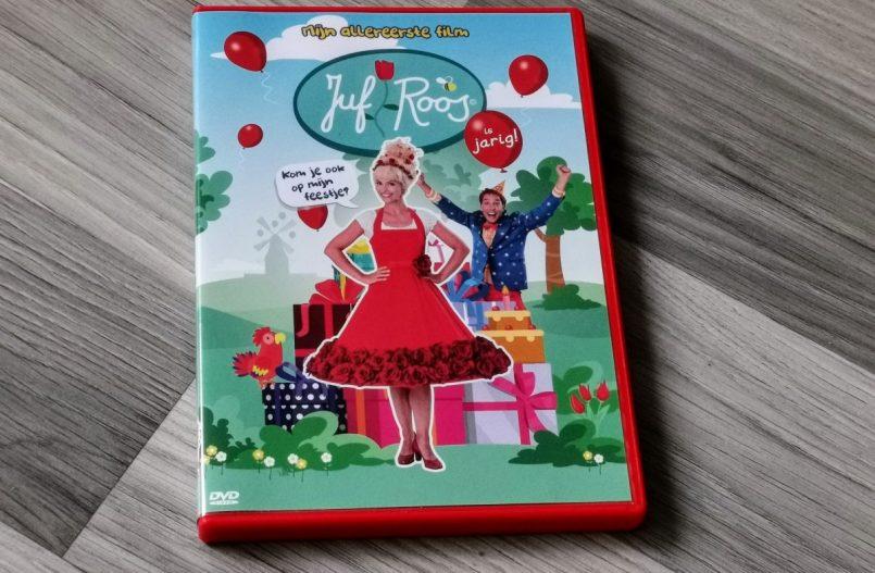 Juf Roos DVD