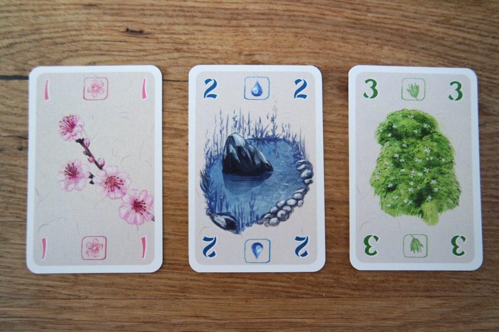 Ohanami spelkaarten
