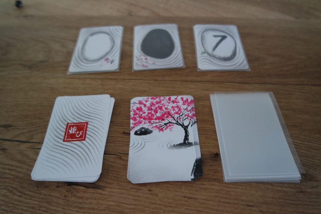 Narabi spelkaarten