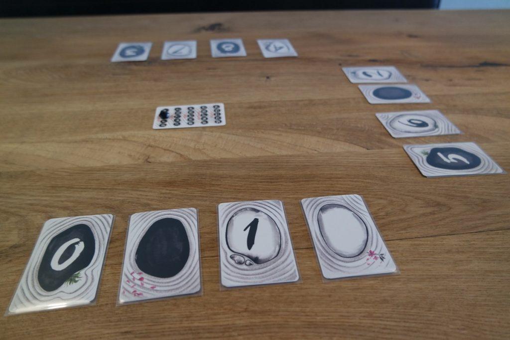 Narabi White Goblin Games speelkaarten