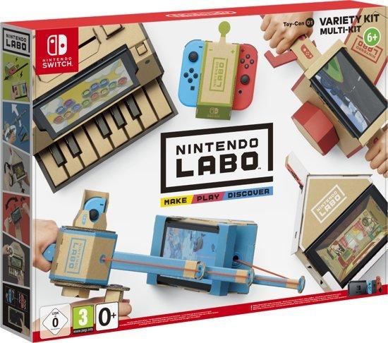 Nintendo Labo Mixpakket