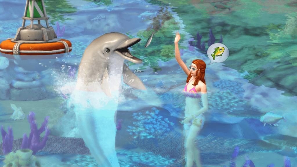 Sims 4 Eilandleven
