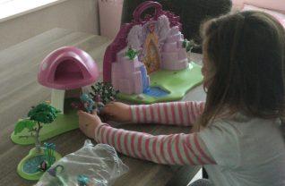 Het favoriete speelgoed van Norah en Jolie