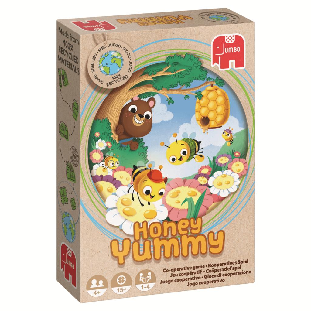 Ecologische spellen - Honey Yummy Jumbo