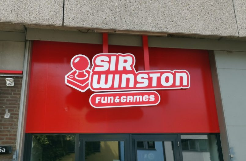 Sir Winston Fun & Games