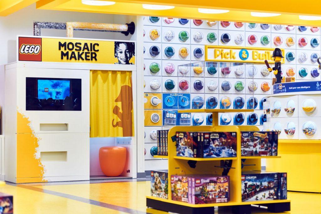 LEGO Mozaiek Maker