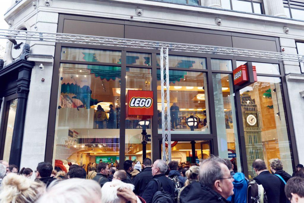 LEGO winkels Nederland