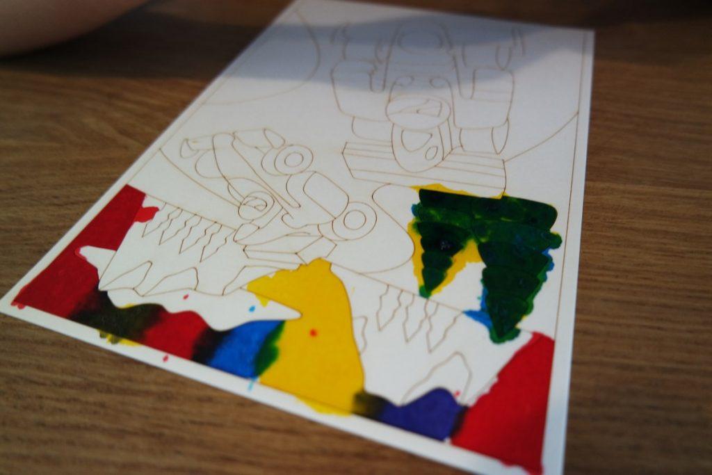 Mengen met kleuren