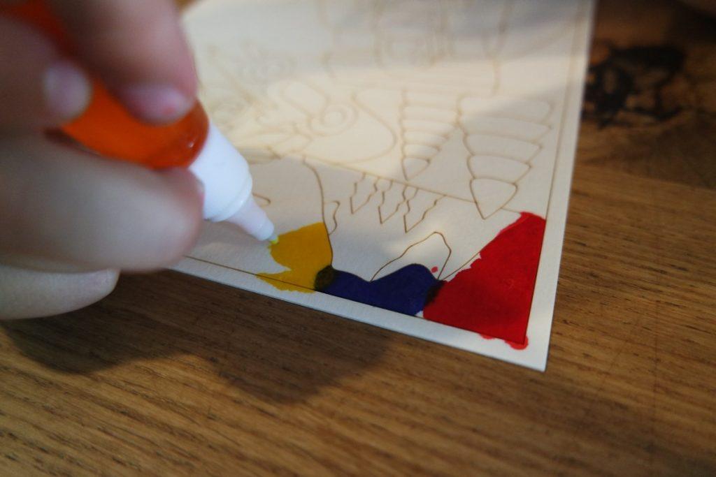 Tekenen met Colourmazing