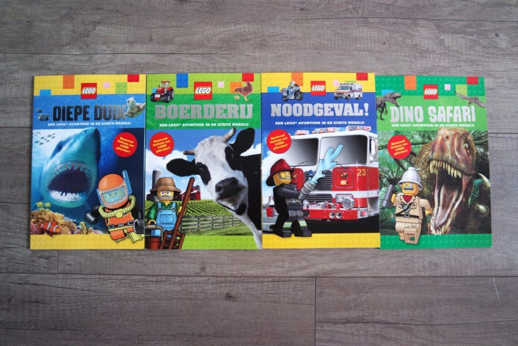 LEGO boekjes