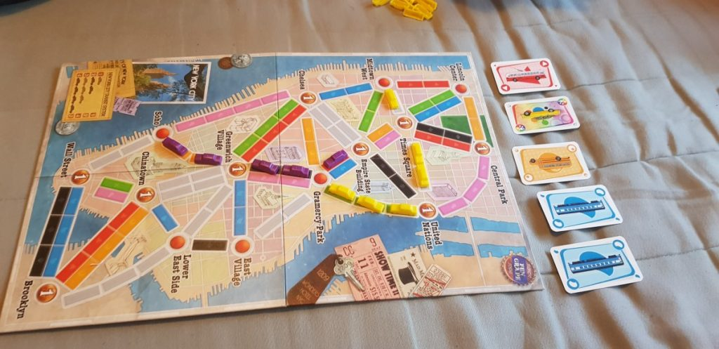 New York - Ticket To Ride