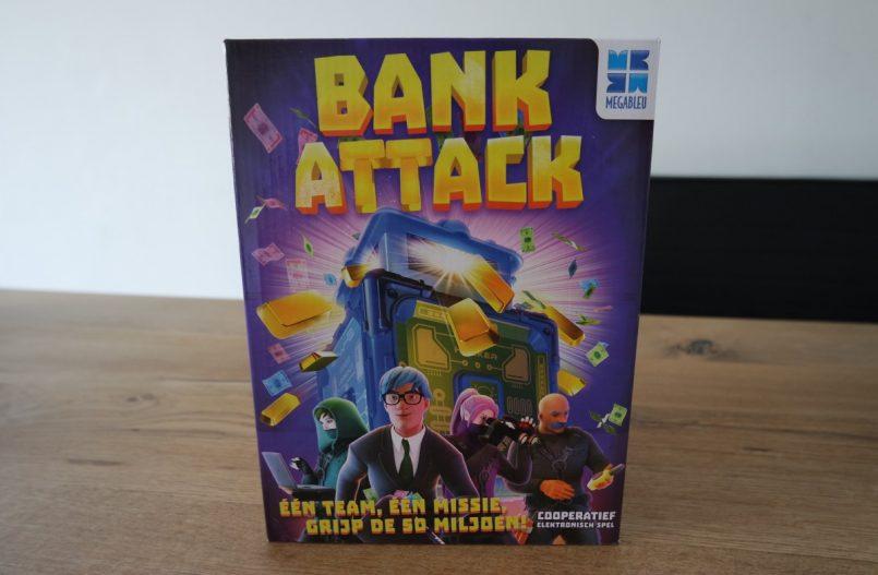 Bank Attack Megableu