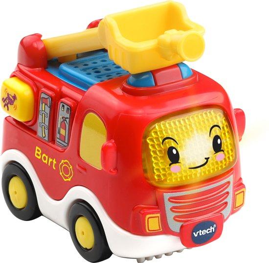 Bart de brandweerauto