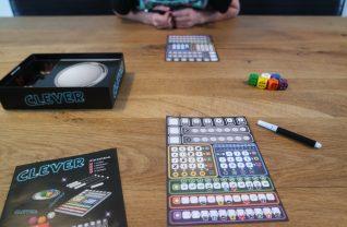 Clever dobbelspel van 999Games