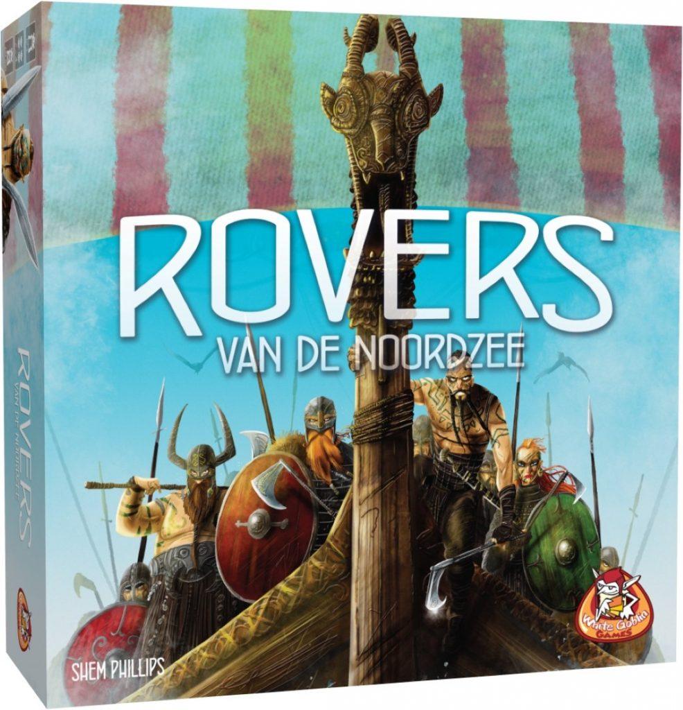 Rovers van de Noordzee - Nederlandse Spellenprijs 2019