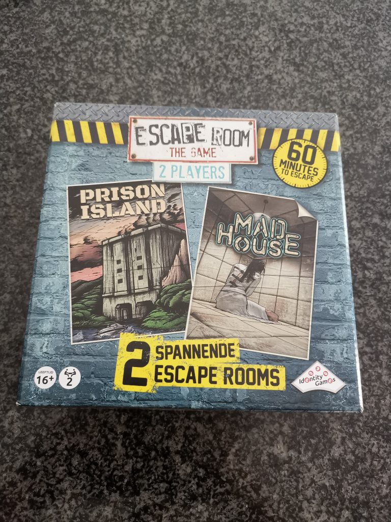 Escape Room The Game: 2 Players