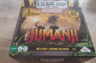 Escape Room The Game Jumanji Familie Editie