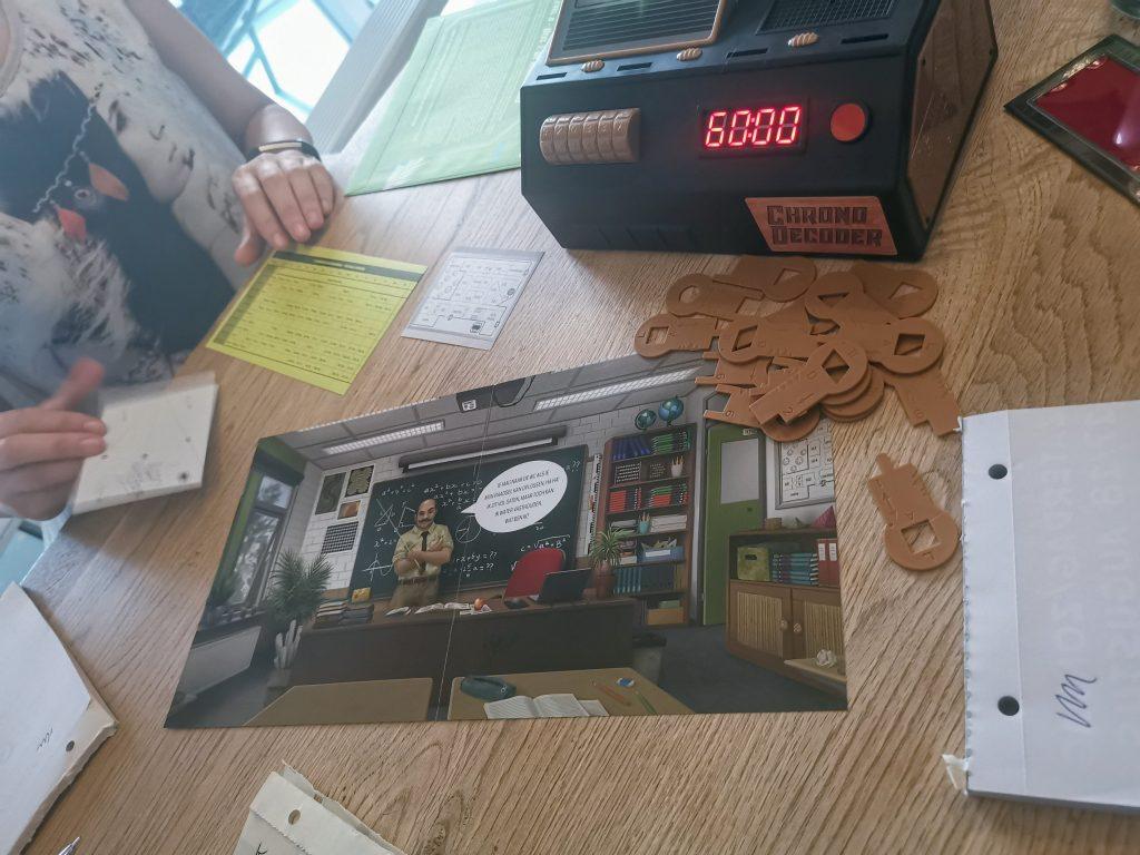 Escape Room The Game Jumanji Familie Editie