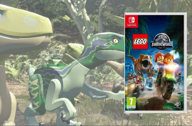 LEGO Jurrasic World voor de Nintendo Switch