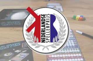 Nominaties Nederlandse spellenprijs 2019