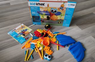 Kid K'nex - Wings & Wheels