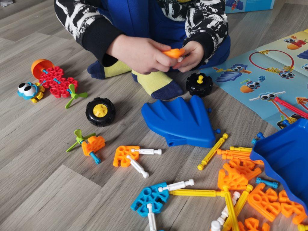 Kid K'nex - Wings & Wheels