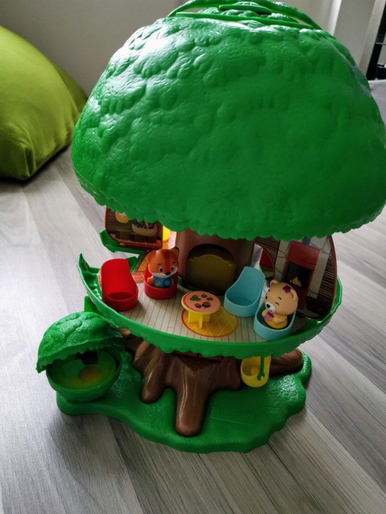 Magische speelboom van de Klorofil