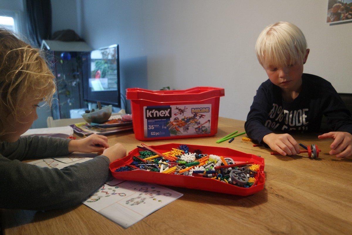 Review | K'nex Imagine bouwset Alles Over Speelgoed