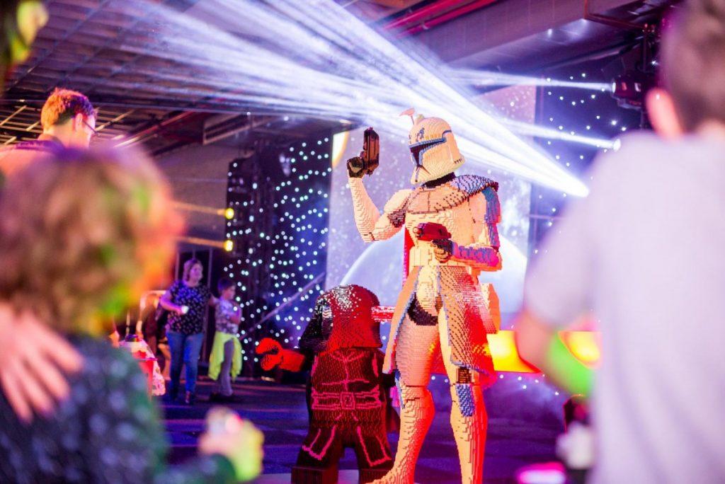 Ontmoet de LEGO Star Wars-designers