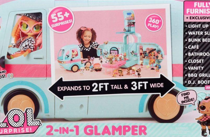 LOL Surprise Glamper