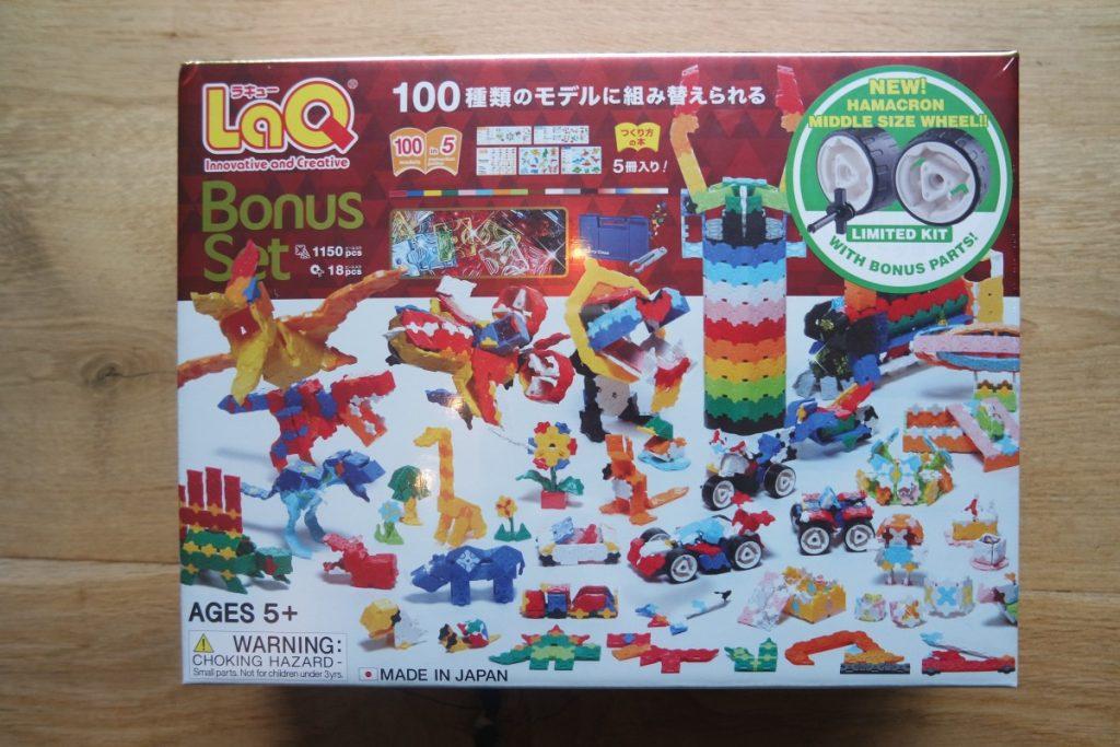 LaQ bonus set