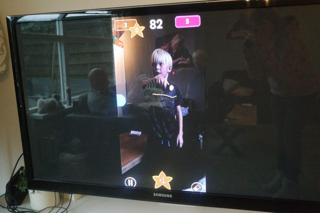 Pictionary streamen via de Chromecast