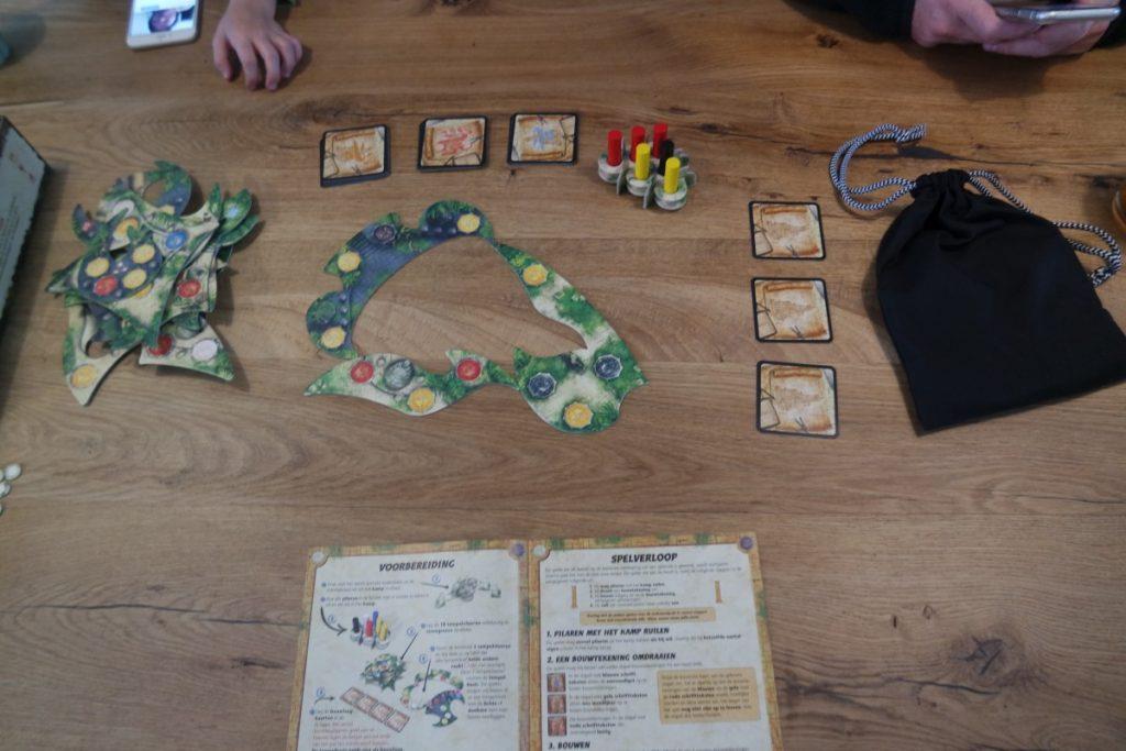 Het Menara bordspel